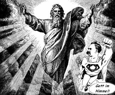 Nietzsche Finds God