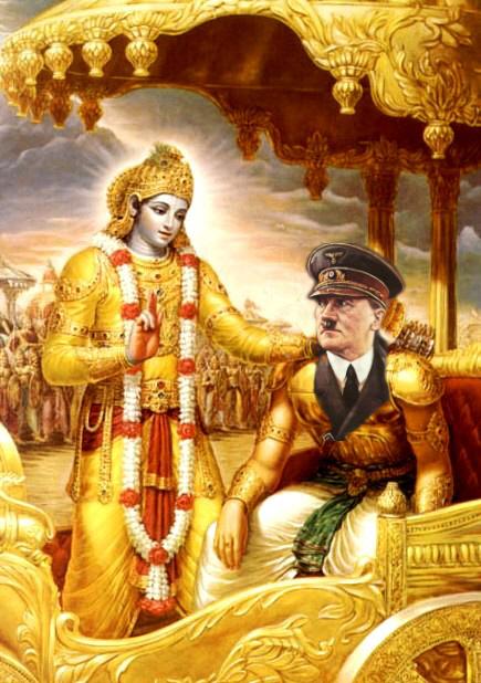 Krishna-Hitler