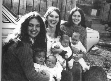 Farm-Moms & babies