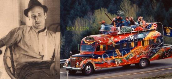 Kesey & Bus