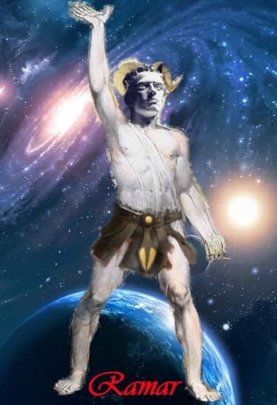 Ramar-Cosmos-Name