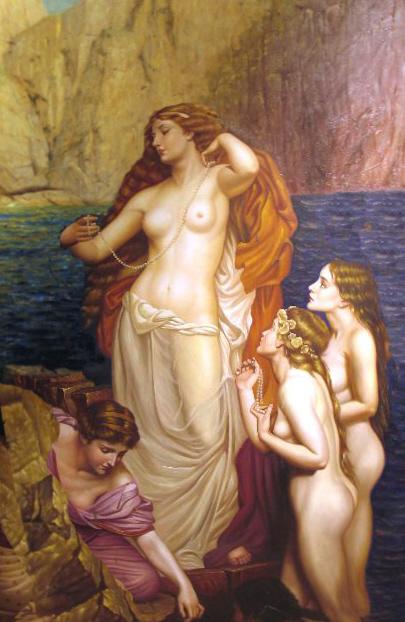 Aphrodite-Pearls