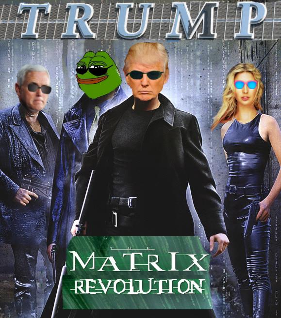 trump-matrix